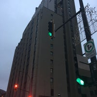 Photo taken at Best Western Ville-Marie Montreal Hotel & Suites by Jessica L. on 11/25/2017