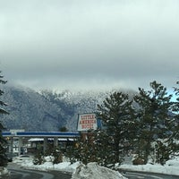 Photo taken at The Little America Hotel - Flagstaff by Frank S. on 12/17/2012