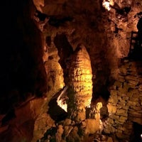 Photo taken at Howe Caverns by Pawoot (Pom) P. on 10/13/2012