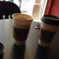 Photo taken at The Happy Cappuccino Coffee House by Gregory L. on 11/10/2012
