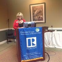 Photo taken at Emerald Coast Association of Realtors by Lynn D. on 10/18/2013