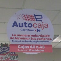 Photo taken at Carrefour by CintiaVe on 12/16/2012