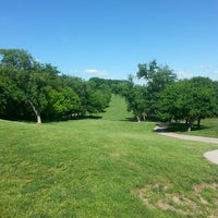 Photo taken at Elmwood Park Golf Course by Cathy M. on 6/2/2013