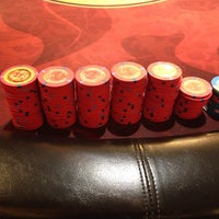 Photo taken at WinStar Poker Room by Ajit D. on 5/18/2013