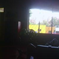 Photo taken at Saman Hostel by Nicholas N. on 9/15/2012