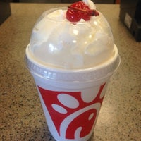 Photo taken at Chick-fil-A by Amy P. on 7/2/2014