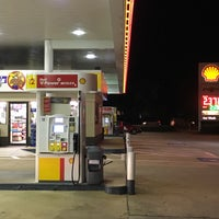 Photo taken at Shell by Philip R. on 11/21/2017
