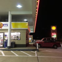 Photo taken at Shell by Philip R. on 10/2/2017