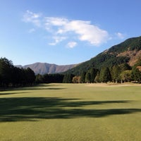 Photo taken at Fujiya Hotel Sengoku Golf Course by takumi .. on 11/17/2013