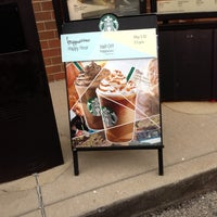 Photo taken at Starbucks by Tricia S. on 5/3/2013
