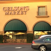 Photo taken at Gelson's Market by Thomas C. on 9/28/2016