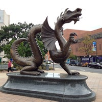 Photo taken at Drexel's Dragon by Haesung H. on 9/16/2014