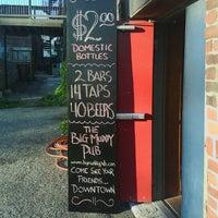 Photo taken at Big Muddy Pub by Brian O. on 9/29/2012