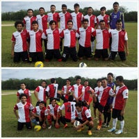 Photo taken at Padang Bola Sepak RRI by Fiqrie S. on 10/20/2013