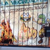 Photo taken at La Vecindad Del Chavo by rene u. on 9/2/2013