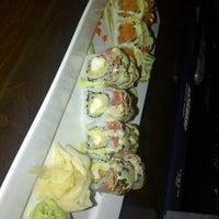 Photo taken at Reiki Sushi & Asian Bistro by Christopher C. on 9/30/2012
