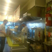 Photo taken at Cheep's Pita Creations by Bradley V. on 9/19/2012
