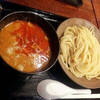 Photo taken at 三ツ矢堂製麺 下北沢店 by ブルーツリー on 3/23/2013