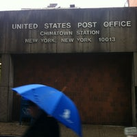 Photo taken at US Post Office by David N. on 2/19/2013