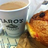 Photo taken at Zaro's Bakery by David N. on 3/8/2013