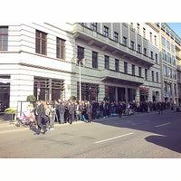 Das Foto wurde bei The Corner Berlin East von Lena M. am 4/24/2015 aufgenommen