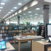 Photo taken at Barnes & Noble Booksellers by Jeremy S. on 3/11/2014