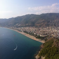 Photo taken at Alanya by Ceren K. on 10/4/2012