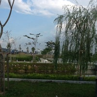 Photo taken at Setia City Park by Sifuden D. on 2/9/2013