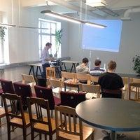 Photo taken at Hub Helsinki by Edmundas B. on 5/16/2013