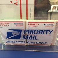 Photo taken at United States Post Office by Dave S. on 10/9/2017