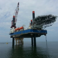 Photo taken at TEJT-T Temana Oilfield by Saiful M. on 10/5/2013