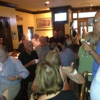 Photo taken at Sam's of Gedney Way Restaurant & Event Space by Mike F. on 8/18/2013