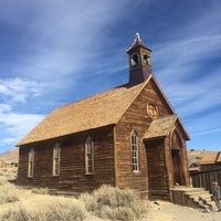 Photo taken at Bodie, CA by Darius G. on 10/22/2016