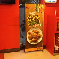 Photo taken at KFC by Apoorv U. on 12/27/2012