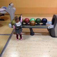 "Photo taken at Bowling ""ONE"" by Stasya on 2/16/2014"