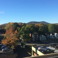 Photo taken at Crowne Plaza Pittsfield-Berkshires by David A. on 10/14/2016