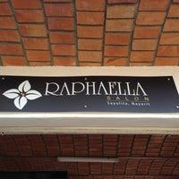Photo taken at Raphaella Salon by Adam H. on 1/31/2013