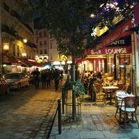 Photo taken at Rue de la Harpe by Leonid I. on 10/7/2015