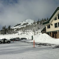 Photo taken at Hoodoo Ski Area by Tim P. on 3/18/2013