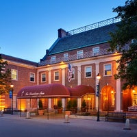 Photo taken at The Dearborn Inn, A Marriott Hotel by The Dearborn Inn, A Marriott Hotel on 12/29/2014