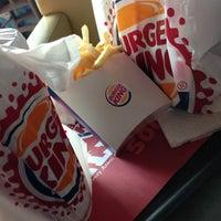 Photo taken at Burger King by Sofyan D. on 4/20/2013