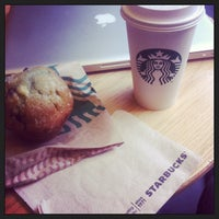 Photo taken at Starbucks by LOBO A. on 6/16/2013