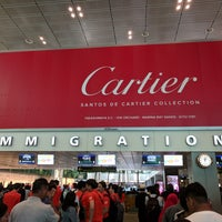 Photo taken at Terminal 3 Immigration (Arrivals North) by Paulo M. on 5/23/2018