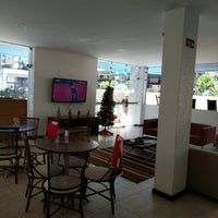 Photo taken at Hotel Coqueiros Express by Paulo M. on 12/28/2017
