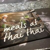 Photo taken at Thai Thai by Valérie J. on 1/13/2013