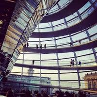 Photo prise au Coupole du Reichstag par maurizio c. le10/31/2012