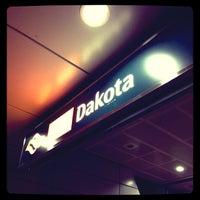 Photo taken at Dakota MRT Station (CC8) by KahWee T. on 1/25/2013