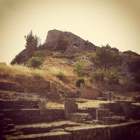 Photo taken at Glanum by Stephen F. on 7/17/2013