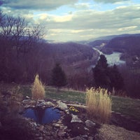 Photo taken at Inn at Riverbend by Megan W. on 3/27/2015