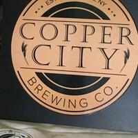 Photo taken at Saranac Brewery (F.X. Matt Brewing Co.) by Gordie F. on 6/10/2017